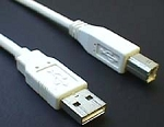 3' USB 2.0 A/B m/m CABLE