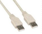 6' USB 2.0 A/A m/m CABLE