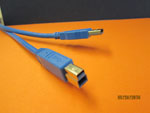 10' USB 3.0 A/B CABLE