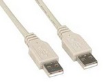 15' USB 2.0 A/A m/m CABLE