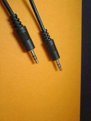 12' 3.5mm STEREO M/M CABLE