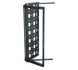 "20U 12"" DEEP SWING GATE RACK"