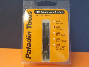 PDT PUNCHDOWN BLADES