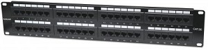 48 PORT CAT 5E PATCH PANEL